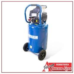 Compresor Profesional Libre De Aceite y Bajo Ruido De 2.0 Hp y Tanque De 82 Litros