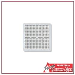 Rejilla Ventilación P/Gas corriente 20 x 20