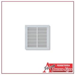 Rejilla Ventilación corriente 20x20