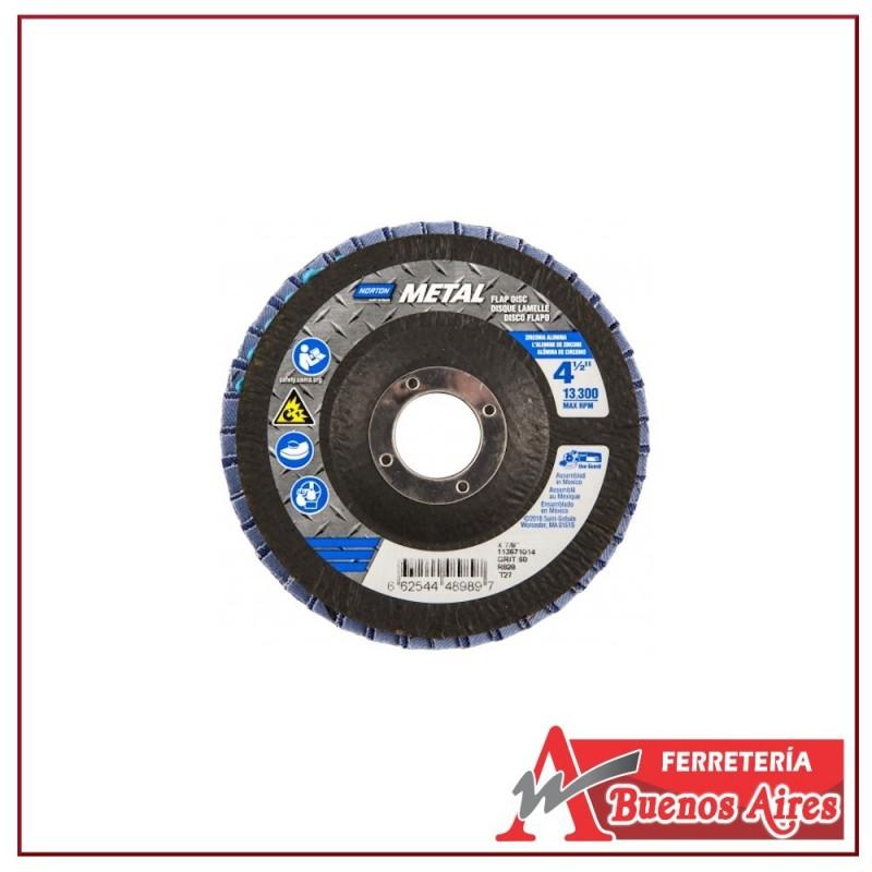 Disco Flap R828 115 X 22 G. 120 Norton