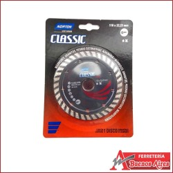 "Disco Diamantado Turbo Classic 7"""