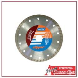 Disco Diamantado Turbo Clipper De 7