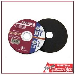 Disco Corte Metal Premier Fino 4.1/2 x 1.6 x 7/8