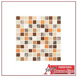 Mosaico Cetus Multicolor 27.5 x 27.5