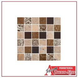 Mosaico Corona Persei Café 30 x 30