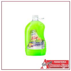 Limpiador Y Desinfectante Con Bicarbonato