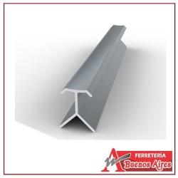 Piragua En Aluminio Crudo