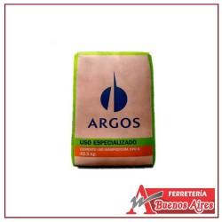 Cemento Gris Argos Uso Mampostería