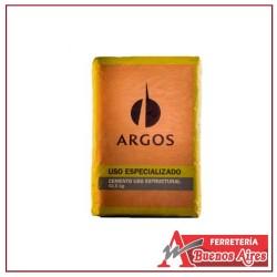 Cemento Gris Argos Uso Estructural