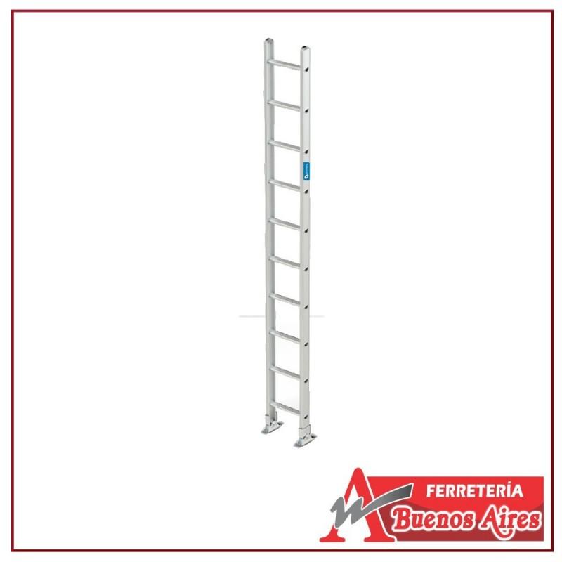 Escalera De Arrimo En Aluminio