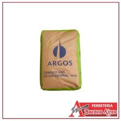Cemento Gris Argos Uso General