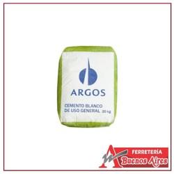 Cemento Blanco Argos