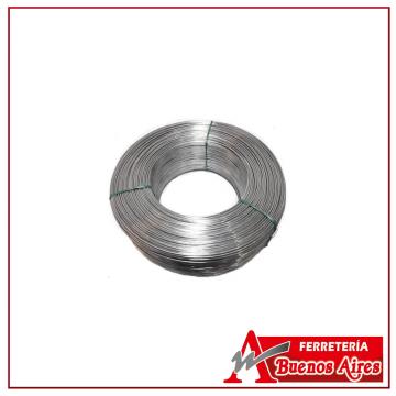 Alambre Aluminio No.6 X 100Mts
