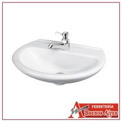 Lavamanos Milano sin Griferia Blanco